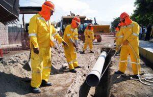 Existen más de 50 proyectos para obras de agua potable en la región