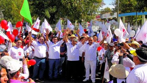Movimientos regionales en la ONPE.