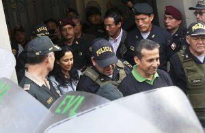 Habeas Corpus presentan en Arequipa para liberar a Ollanta Humala y Nadine Heredia