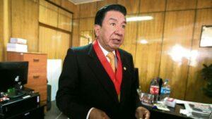 Percy Gómez indignado por sentencia en su contra