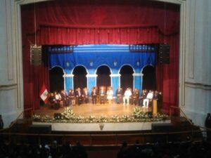 Presidente Kuczynski en Sesión Solemne por 477° aniversario de la ciudad