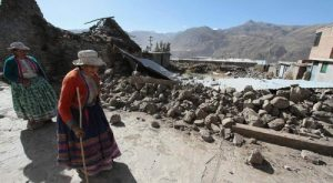 Tras un año del sismo, cayllominos aun esperan se concrete reconstrucción