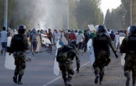 Trece protestantes contra el proyecto Tía María fueron liberados de proceso penal