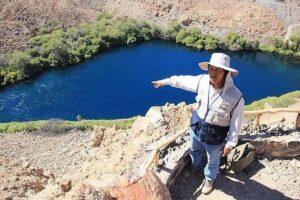 Piden a Ejecutivo no dar licencia a hidroeléctrica en laguna Mamacocha