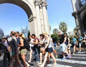Arequipa habría perdido 4 millones de dólares en turismo por protestas
