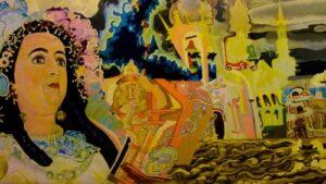 Un artista fuera de su tiempo. Exposición retrospectiva de Guillermo Barreda