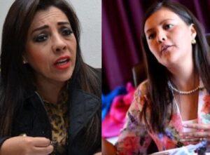 """Congresista Aramayo acusa a Yamila Osorio de ser """"la gobernadora de PPK"""""""