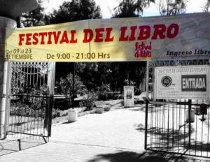 Se reabrió el Festival del Libro en parque Libertad de Expresión