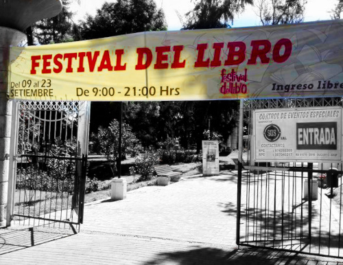 Reabren Festival del Libro en Umacollo.