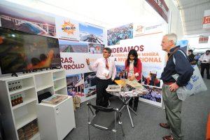 Sesenta mil visitantes de 28 países habrían llegado a Arequipa por Perumin