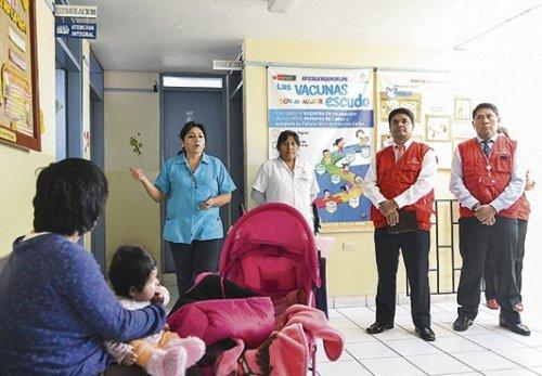 Gerencia Regional de Salud iniciará inspecciones.