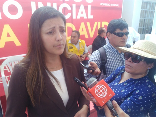 Yamila Osorio minimiza actitud crítica de Alejandra Aramayo.