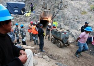 Fallecieron 16 trabajando en minas durante el año 2017