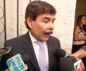 Alfredo Zegarra denuncia ensañamiento contra obras de su gestión
