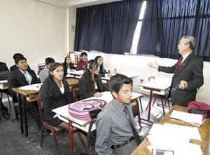 Repentinas vacaciones de docentes de la UNSA se deberían a PERUMIN 2017