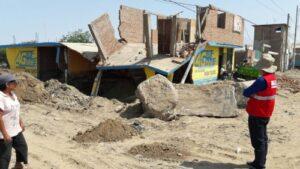 COFOPRI identifica 2 mil 203 viviendas inhabitables y colapsadas en Arequipa