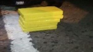 Intervienen a oficial de Marina Mercante transportando droga