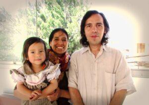 Gladys Conde y Omar Vargas le cantan a la madre tierra