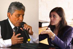 """Yamila Osorio a Juan Manuel Guillén: """"Yo no tengo ninguna investigación por corrupción"""""""