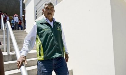 Alcalde Manuel Vera afrontará en libertad proceso de lavado de activos