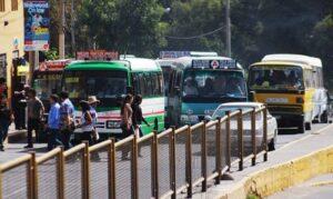 Apaza señala a Provincial y transportistas no consorciados por problemas con el SIT