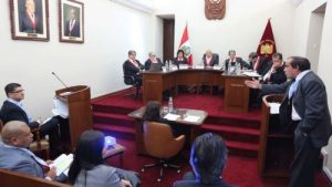 Filtración de resolución del Tribunal Constitucional buscaría asegurar fallo