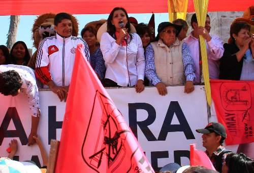 Yamila Osorio es la candidata natural de Arequipa, Tradición y Futuro.