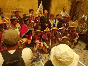 Danza Llameritos de Panahua fue declarada Patrimonio Cultural de la Nación