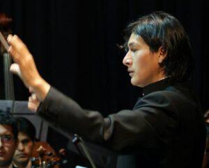 Día del Músico: Orquesta Sinfónica de Arequipa lo celebra con Theo Tupayachi