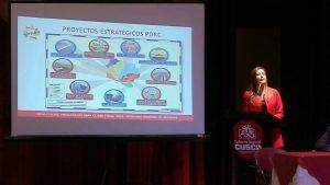 Gobernadora Regional pide incluir proyecto Arma en presupuesto 2018