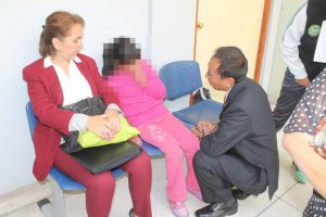 Fiscal pide cadena perpetua para padre que abusó sexualmente de su niña