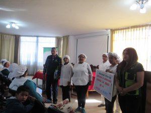 Cerro Colorado participa en concurso nacional por la Inclusión Social