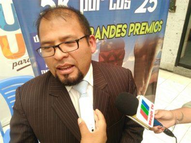 Omar Candia absuelto por caso de cámaras de seguridad