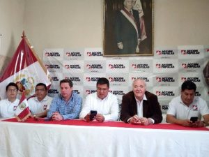 Acción Popular irá solo a las elecciones regionales y municipales 2018