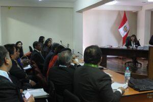 Caso Arequipa-La Joya: Control de acusación es suspendido por tercera vez