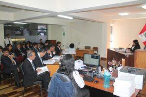 Instalaron juicio contra Guillén y exfuncionarios por contratos irregulares