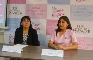Arequipa es una de las regiones con más casos de cáncer de cuello uterino