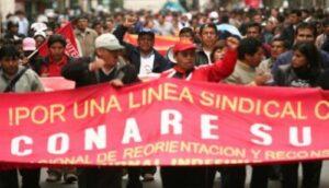 Cuatro profesores excarcelados por terrorismo laboran en Arequipa