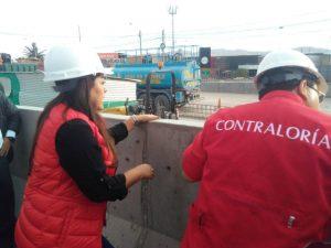 Contraloría inició jornada de supervisión de proyectos en Arequipa