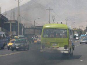 Deterioro de calidad ambiental se incrementó en Arequipa