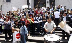 Trabajadores que acaten huelga en Poder Judicial serían pasibles de descuentos