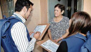 Faltan 12 mil empadronadores para el Censo en Arequipa