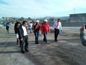 Contraloría verificó retrasos y observaciones en la obra Variante de Uchumayo