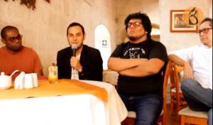 VIDEO. Junior Pacora presentó «Influencias» en el Cultural de #Arequipa
