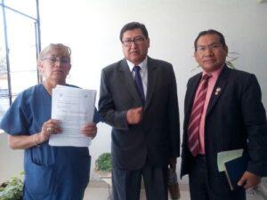 Sindicato del Goyeneche pide salida del gerente de Salud