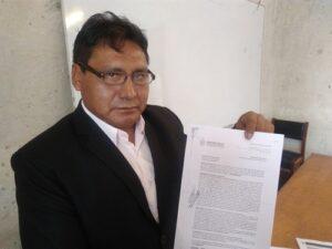 Aseguran que Gobierno Regional quiso favorecer a traficantes de terrenos