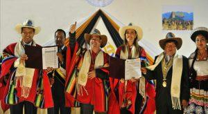 Gobiernos regionales de Arequipa y Cusco suscriben convenio de cooperación turístico