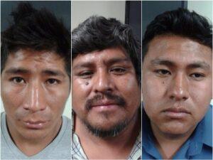 Dictan 24 meses de prisión para banda que desató ola de robos en Arequipa