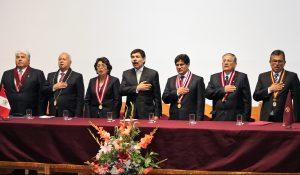 Ceplán aprobó Plan Estratégico 2018-2020 de la UNSA anunció Rector en aniversario