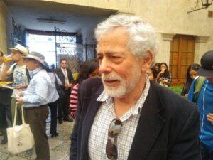 Gustavo Gorriti: Se confirmó relación entre Odebrech y Fujimori